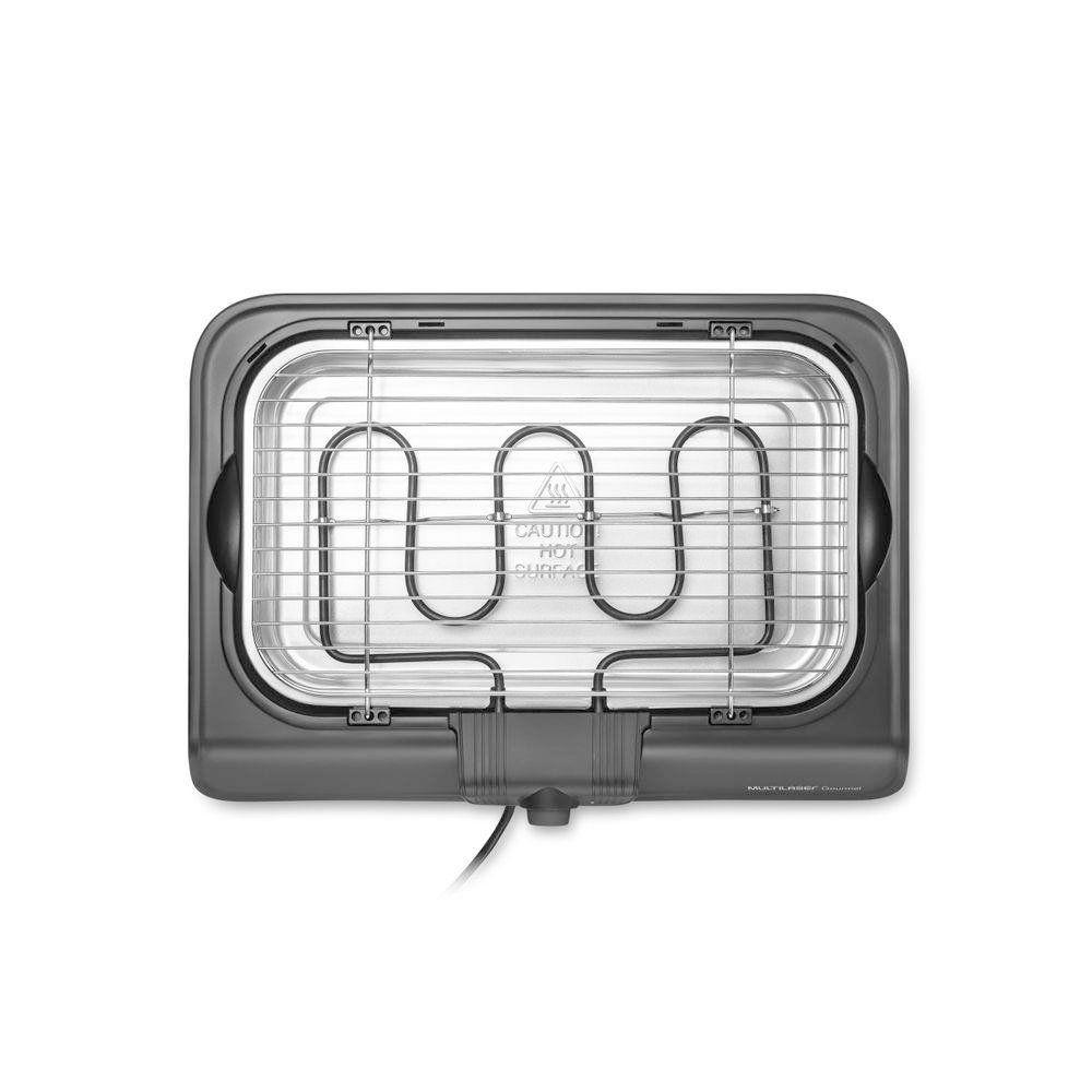 Churrasqueira Elétrica 127V CE033 Multilaser