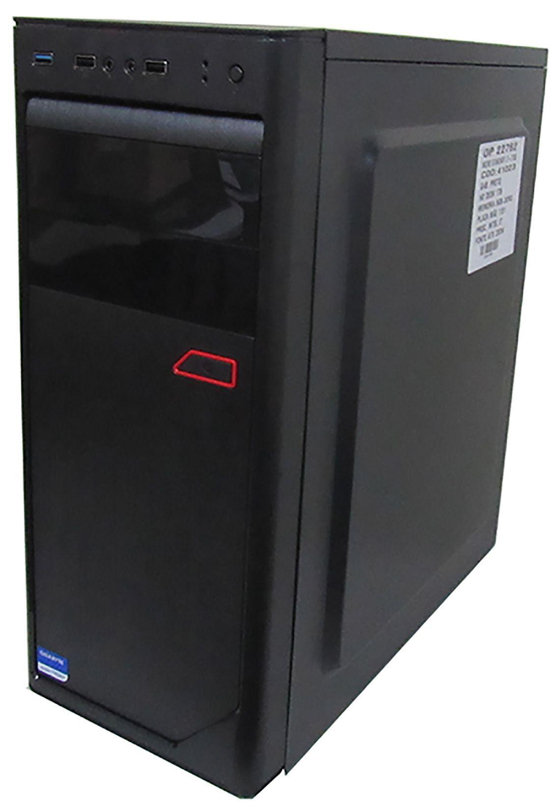 Computador Core i5 4GB 1TB + Gravador/Teclado/Mouse/Caixa de Som RR29