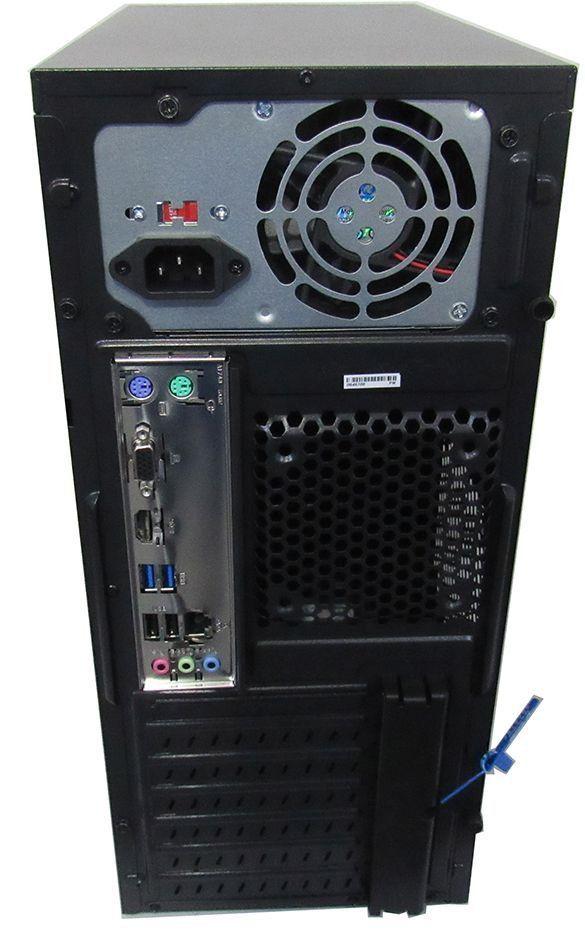 Computador Intel Core i5 8GB 1TB C/ Mouse e Teclado Rei da Rede RR28