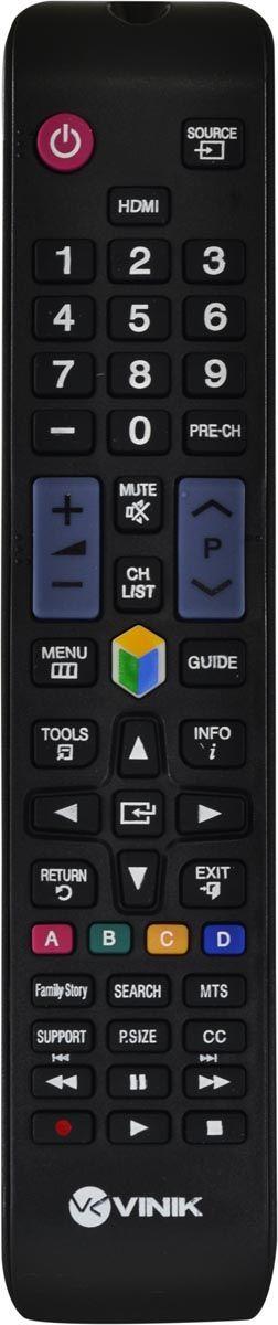 Controle Remoto para Smart Tv Samsung CRST-10 VINIK