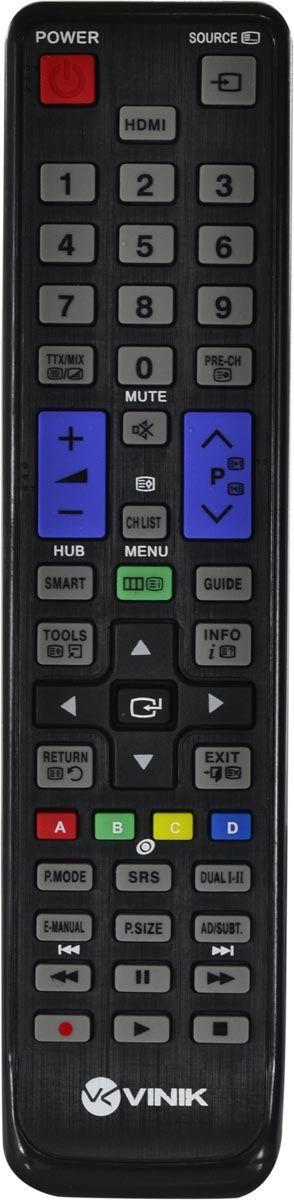Controle Remoto para Smart Tv Samsung CRST-40 VINIK