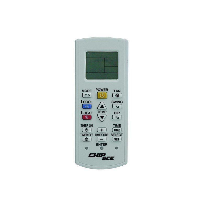 Controle Remoto Universal para Ar Condicionado Chipsce