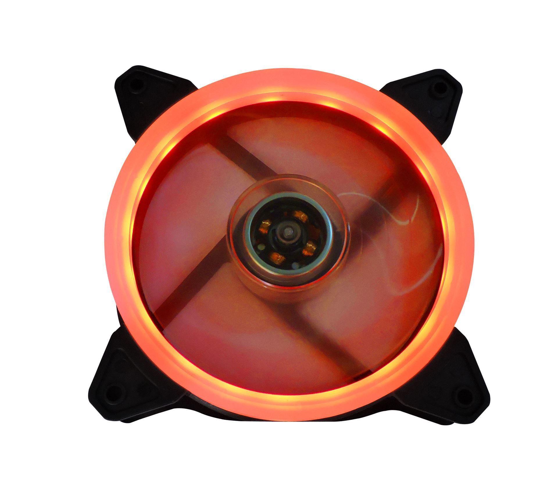 Cooler 12x12 Led Vermelho BPC 120