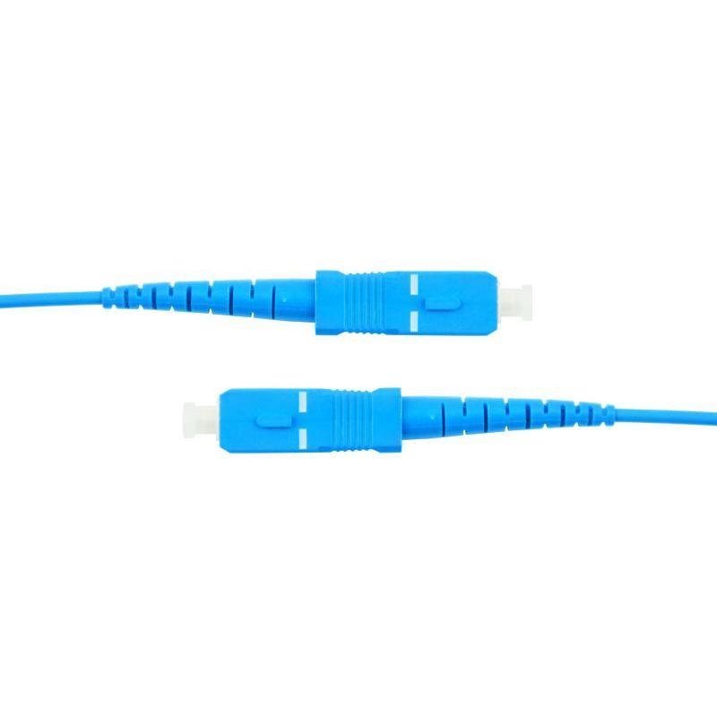 Cordão Óptico Simplex SC-UPC/SC-UPC 2,5m SM Mono NAZDA