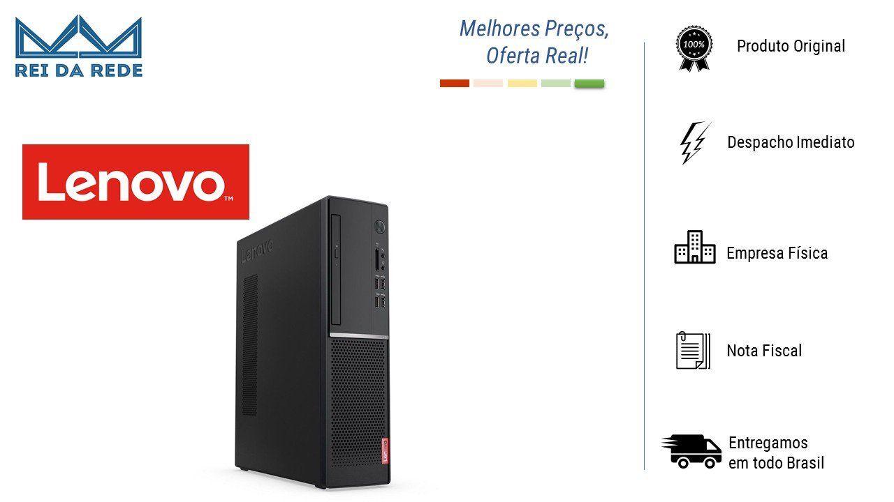 Desktop Lenovo V520S SFF Intel I5 4GB 1TB