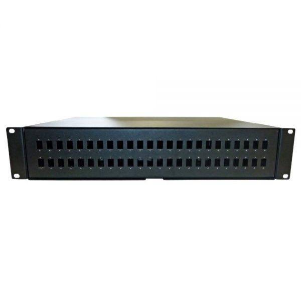 Dio Distribuidor Interno Optico 2U 48P 965 Overtek