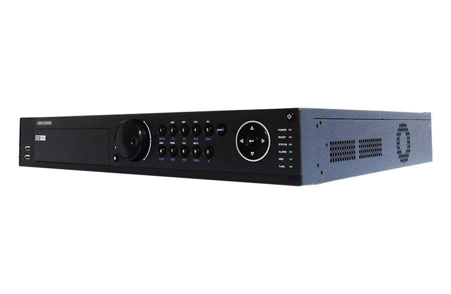 Dvr 32 Canais Digital HD Ds-7332hghi-SH Hikvision