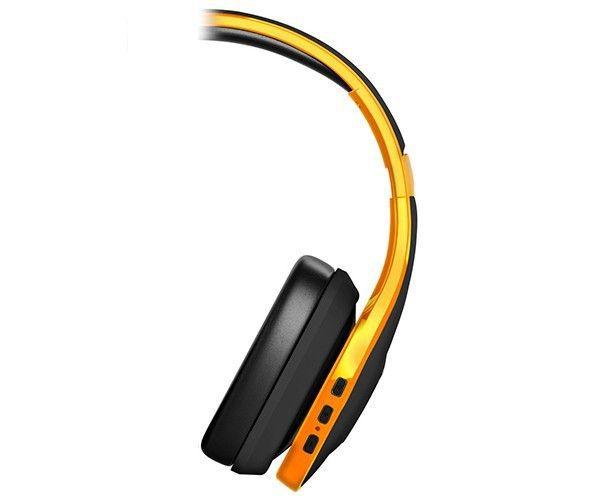 Fone de Ouvido Bluetooth Pulse Amarelo Multilaser  Ph151