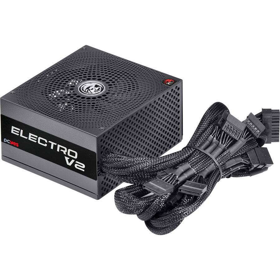 Fonte Gamer ATX 500W Series 80 Plus Bronze PCYe
