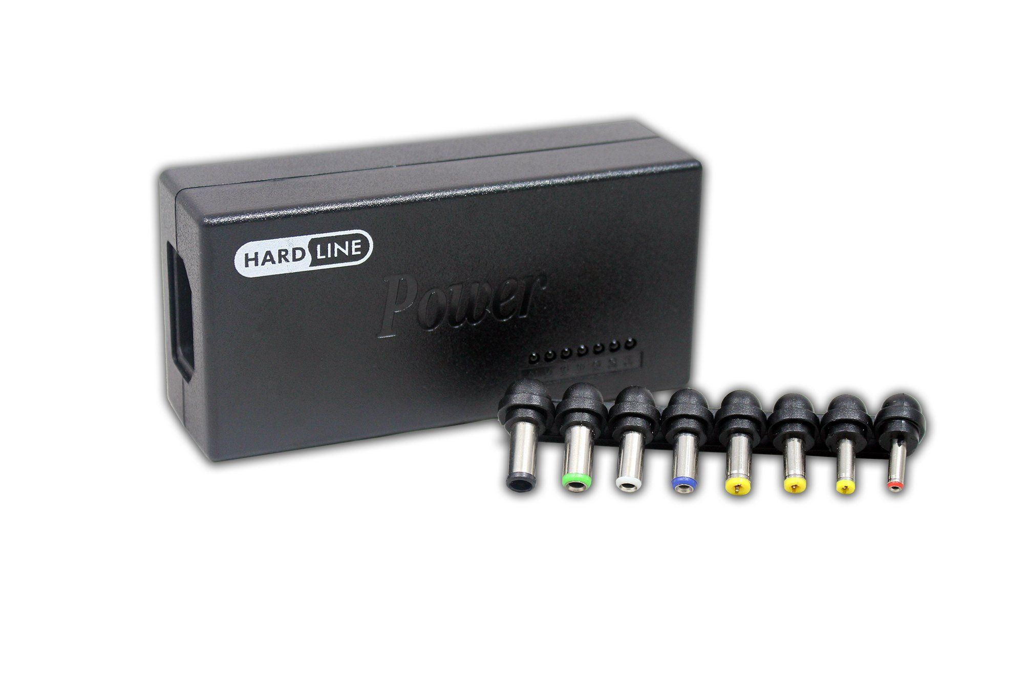 Fonte Universal para Notebook 90W com 8 Pinos 12v-19v/4A e 20-24v/4A HL-90W Hardline