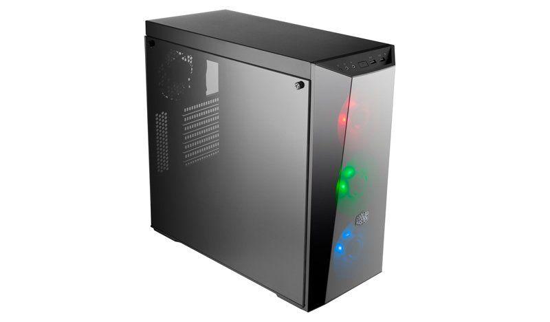 Gabinete Masterbox Lite 5 RGB Cooler Master MCW-L5S3-KGNN-02