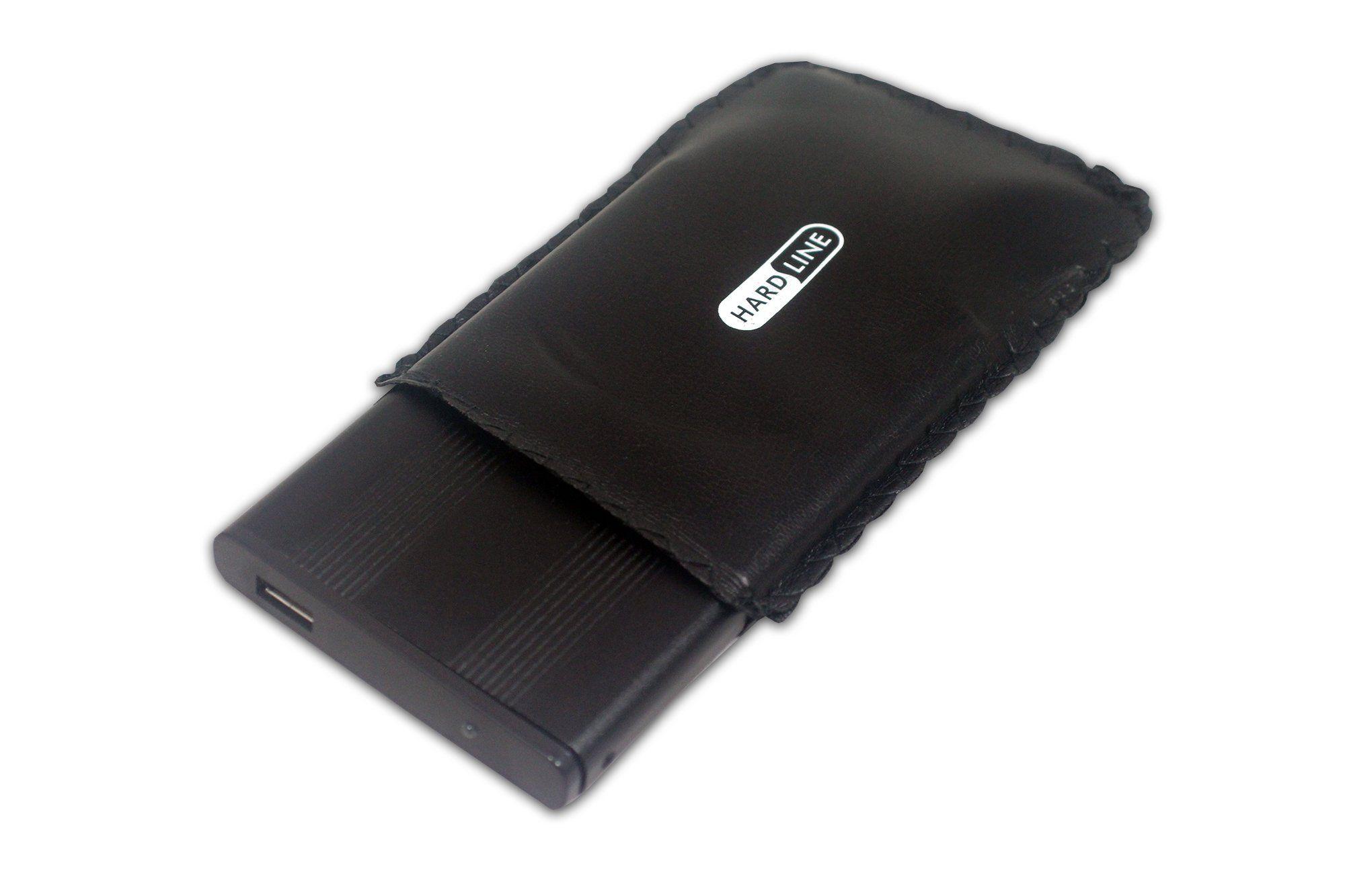 "Gaveta Case Externo USB para HD Notebook 2.5"" 2.0 Hardline HL- HDC"