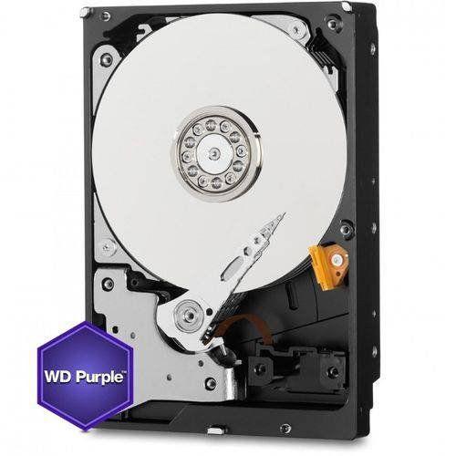 Hd 3TB Western Digital Purple 64Mb Vigilância WD30PURZ