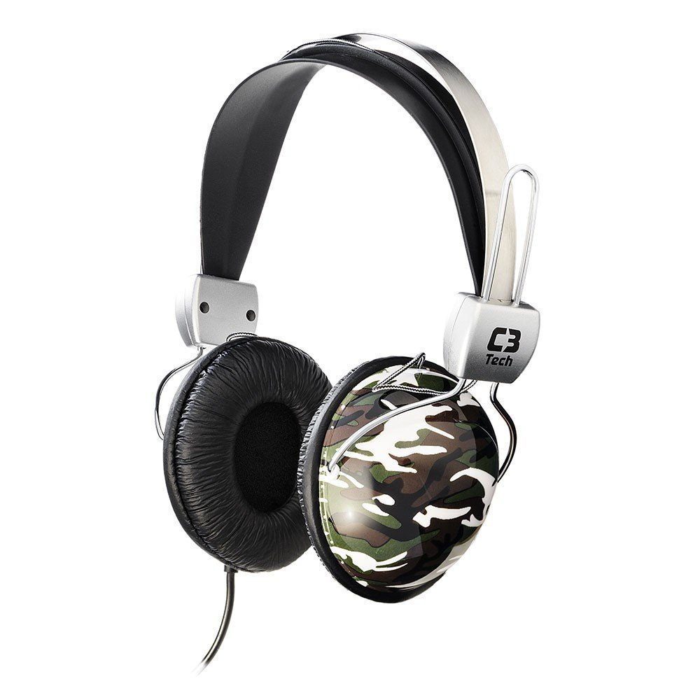 Headphone Fone Microfone Young Hero MI-2336RG V2 C3tech