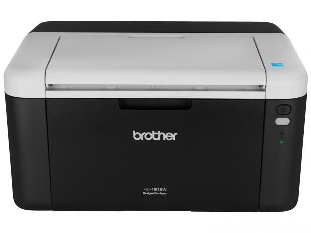 Impressora Brother HL1212W Laser Mono Wifi