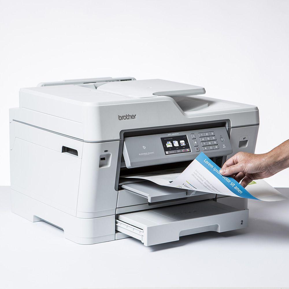 Impressora Multifuncional A3 Brother Duplex Wifi Jato Tinta