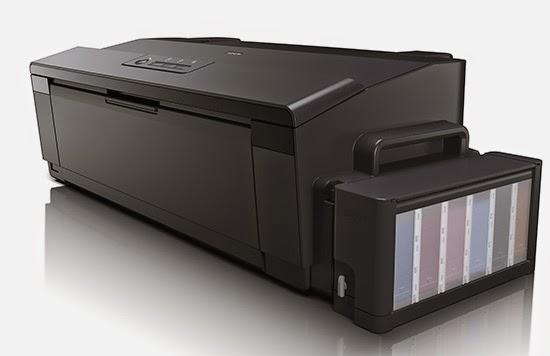 Impressora A3 Jato de tinta Ecotank  Epson L1300
