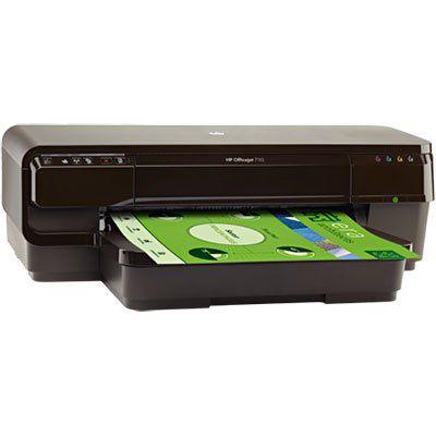 Impressora Multifuncional HP OFFICEJET 7110 Wide Jato Tinta Importada