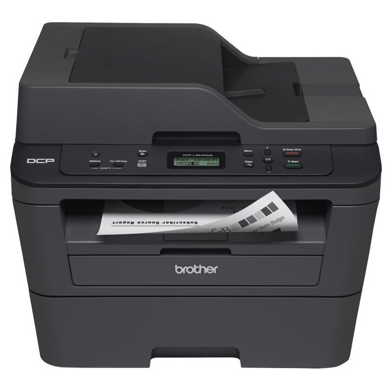 Impressora Multifuncional Duplex Wifi Laser Brother DCP-L2540DW