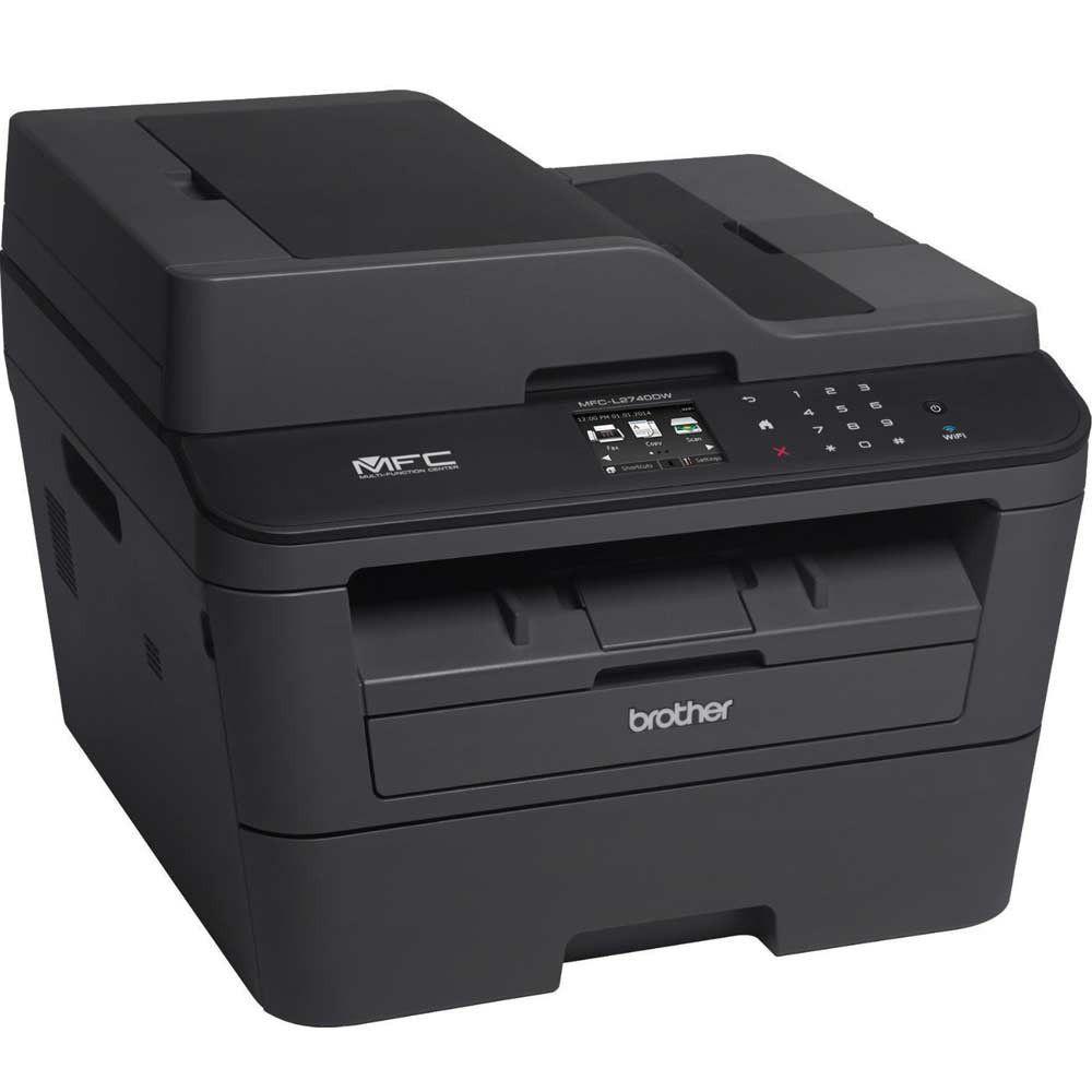 Impressora Brother Multifuncional  Mono Laser Duplex Wifi MFC L2740DW