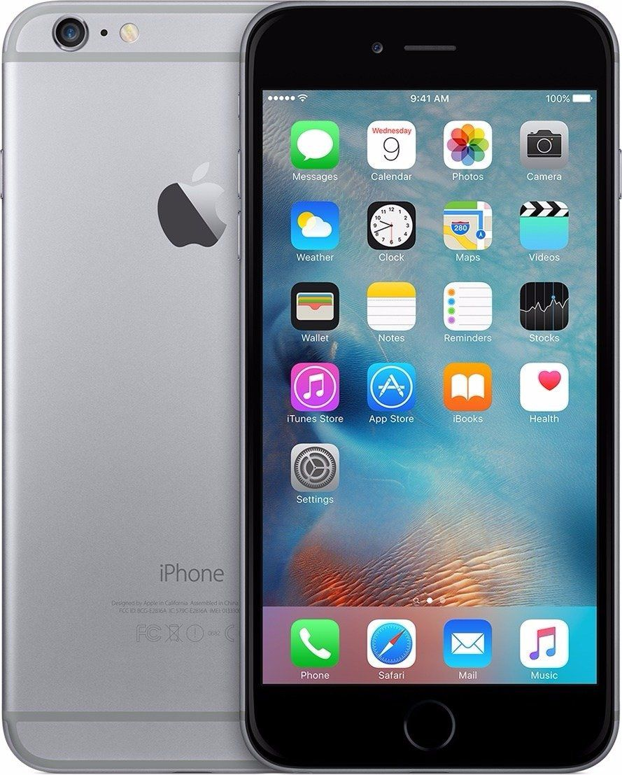 iPhone 6S Cinza Espacial 32GB