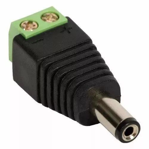 Kit 100 uni Conector P4 Macho - AD Connect - AD-10150 Borne