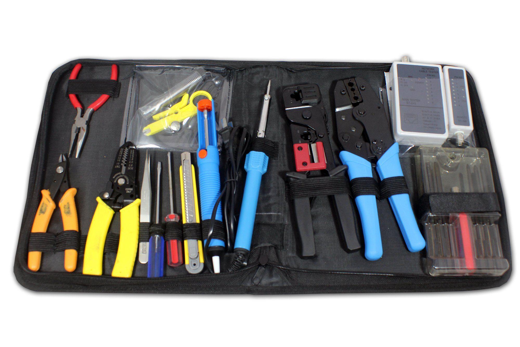Kit de Ferramentas para pequenos reparos Hardline TK02