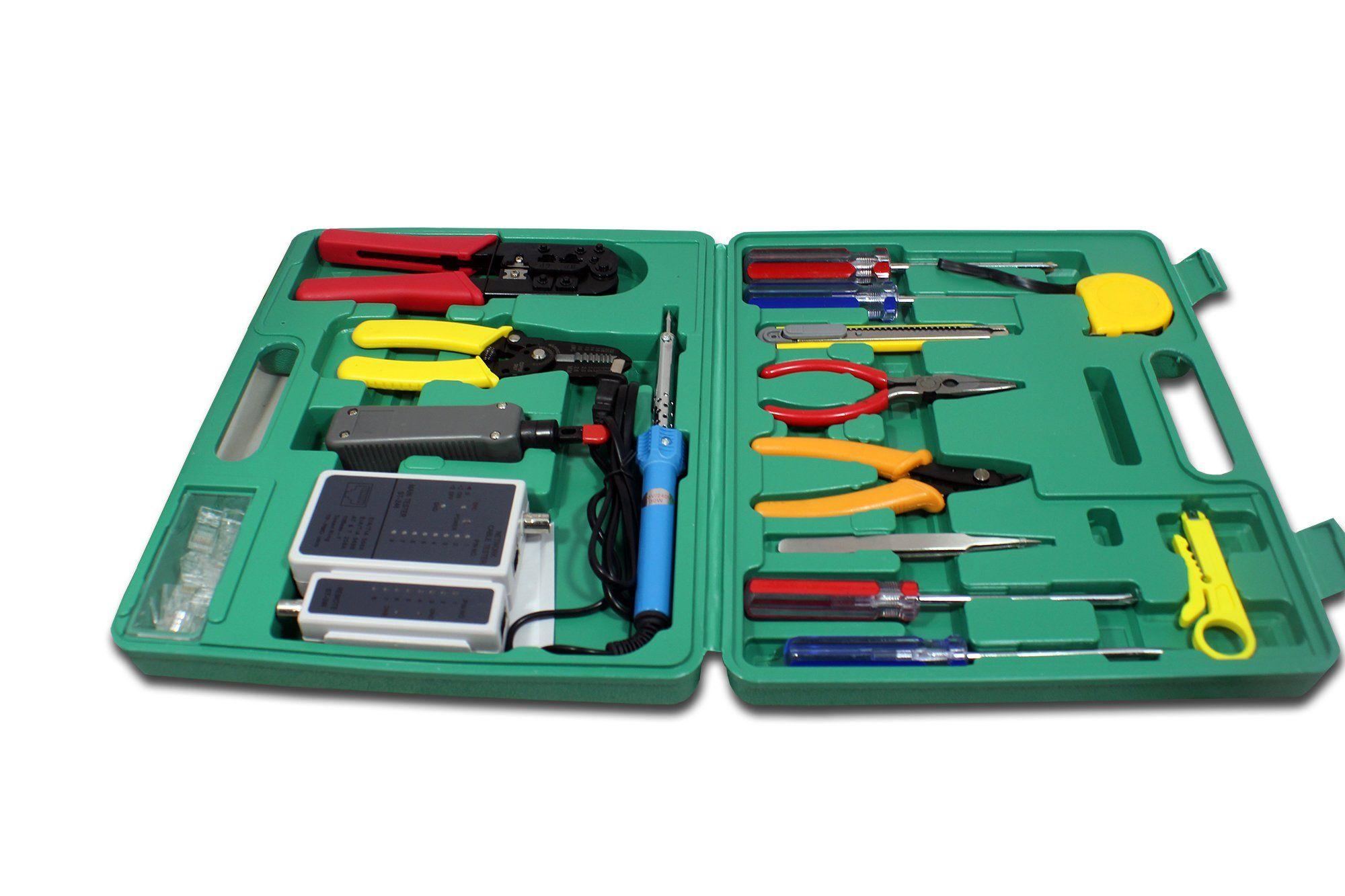 Kit de Ferramentas para pequenos reparos Hardline Tk14