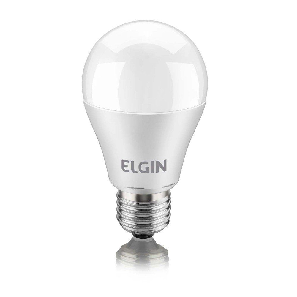Lâmpada Led 9w E27 Bulbo 48BLEDBF09YU Elgin