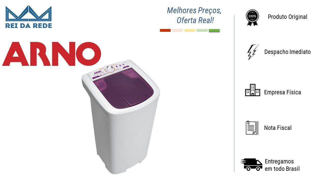 Lavadora De Roupas Arno Lavete Intense ML60 10KG 110V