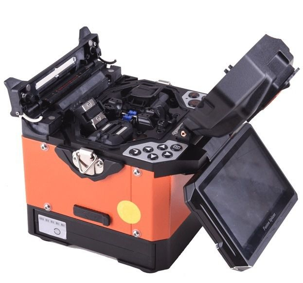 Máquina de fusão HOEA3500 (alinham. Núcleo) completa O-TECH