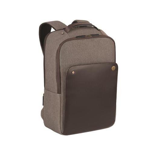 Maleta HP Executive Brown Series Para Notebook Ate 15,6 Polegadas