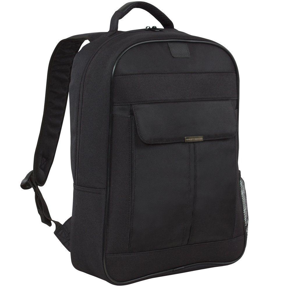 "Mochila HP Preta para Notebook 15,6"" Merit F9G98AA"