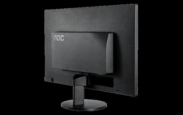 "Monitor Led 21, 5"" AOC Widescreen E2270SWN"