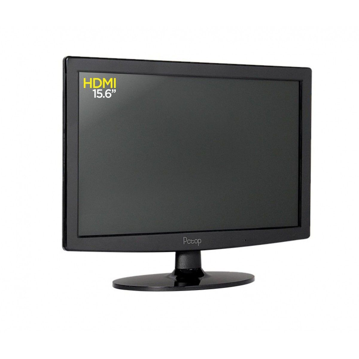 "Monitor LED 15, 6"" HDMI VGA MLP156"