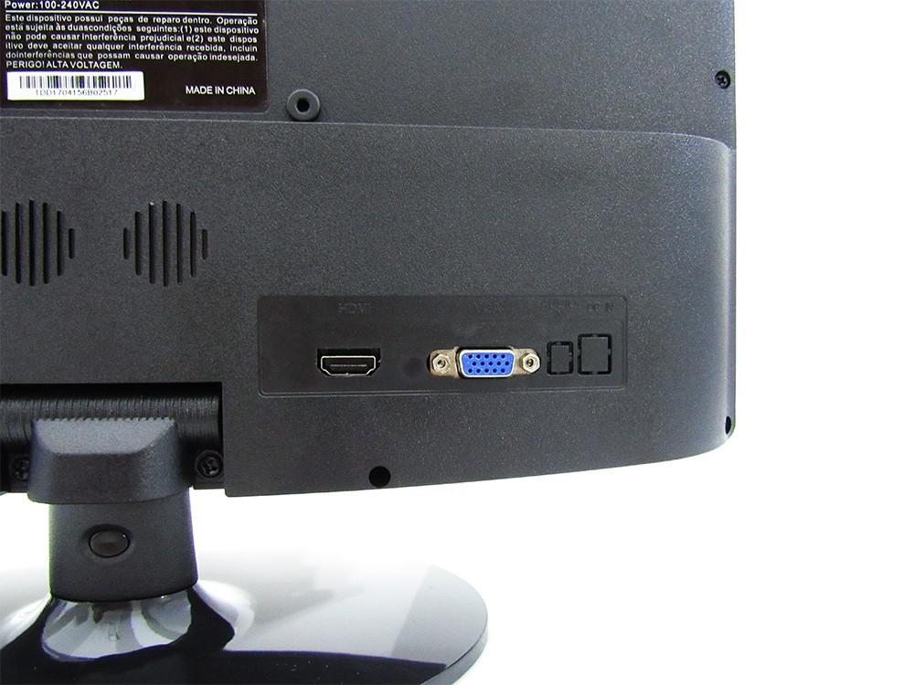 """Monitor LED 15, 6"""" HDMI VGA MLP156"""