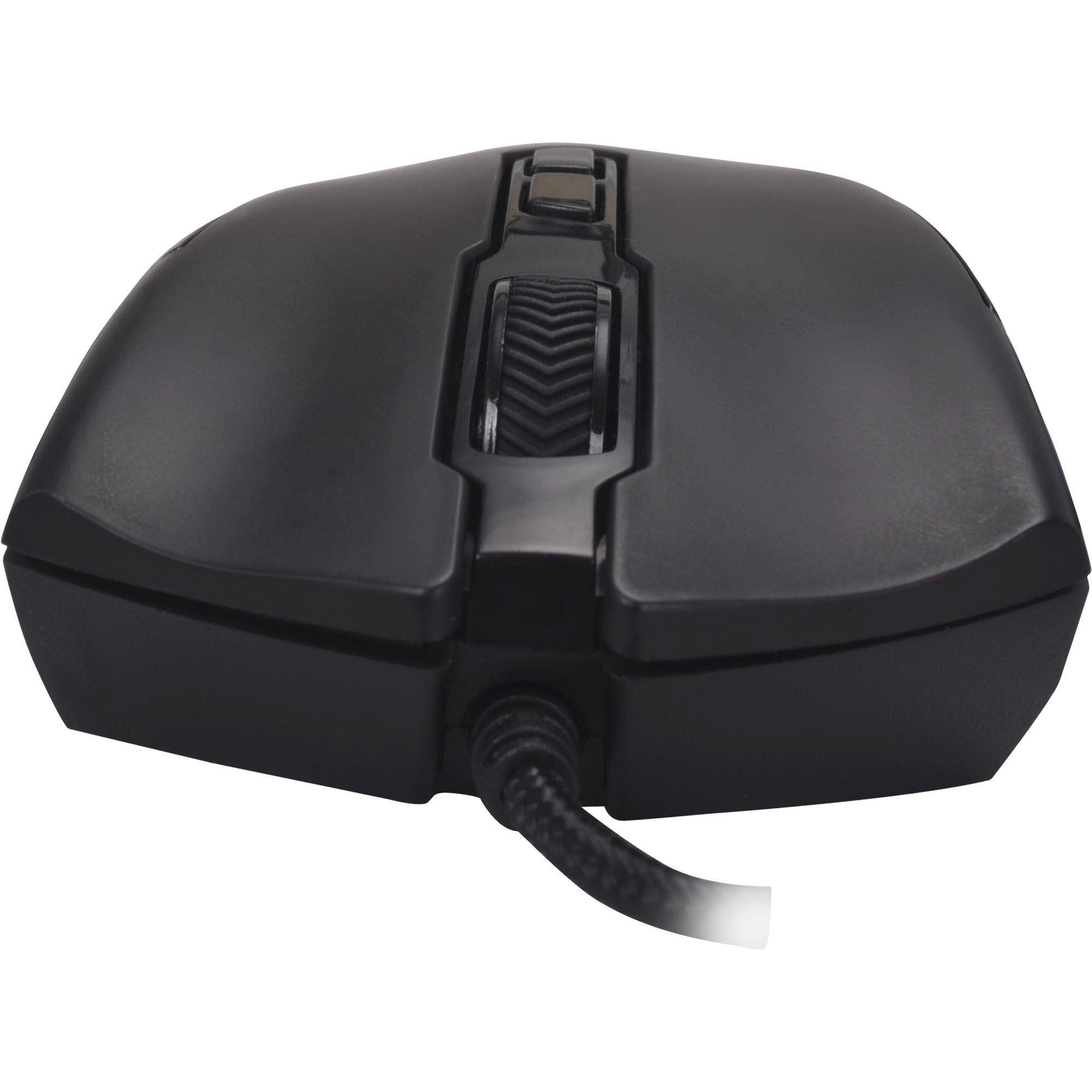Mouse Gamer Pro M9 RGB 250-4000 DPI Preto Fortrek