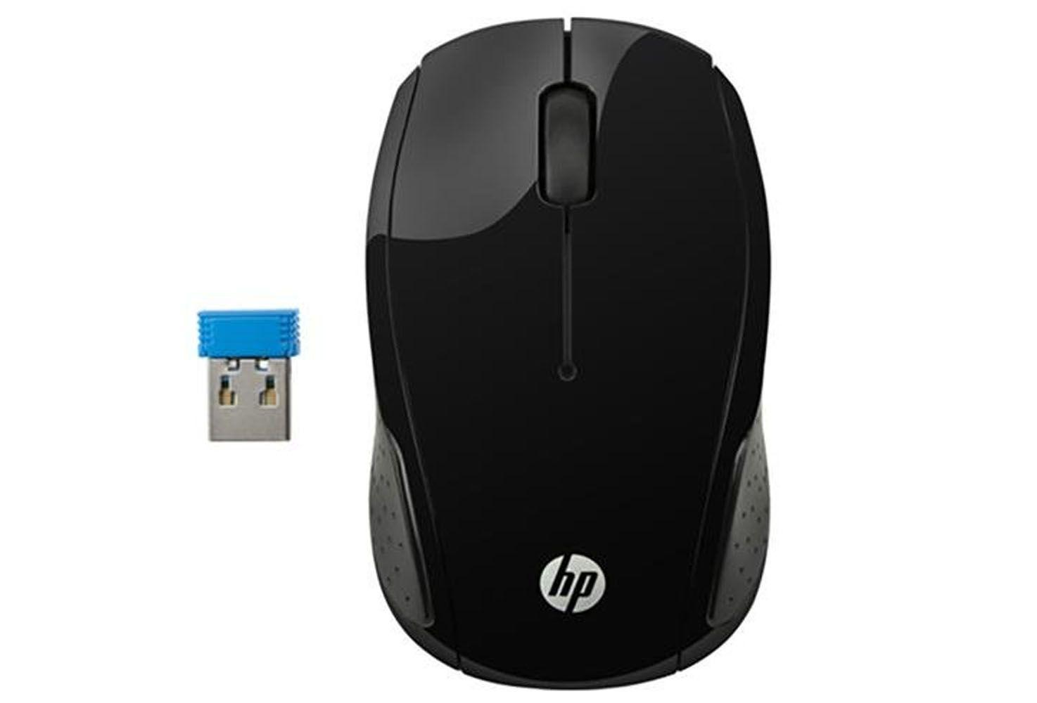 Mouse HP Sem Fio X200 Oman Preto