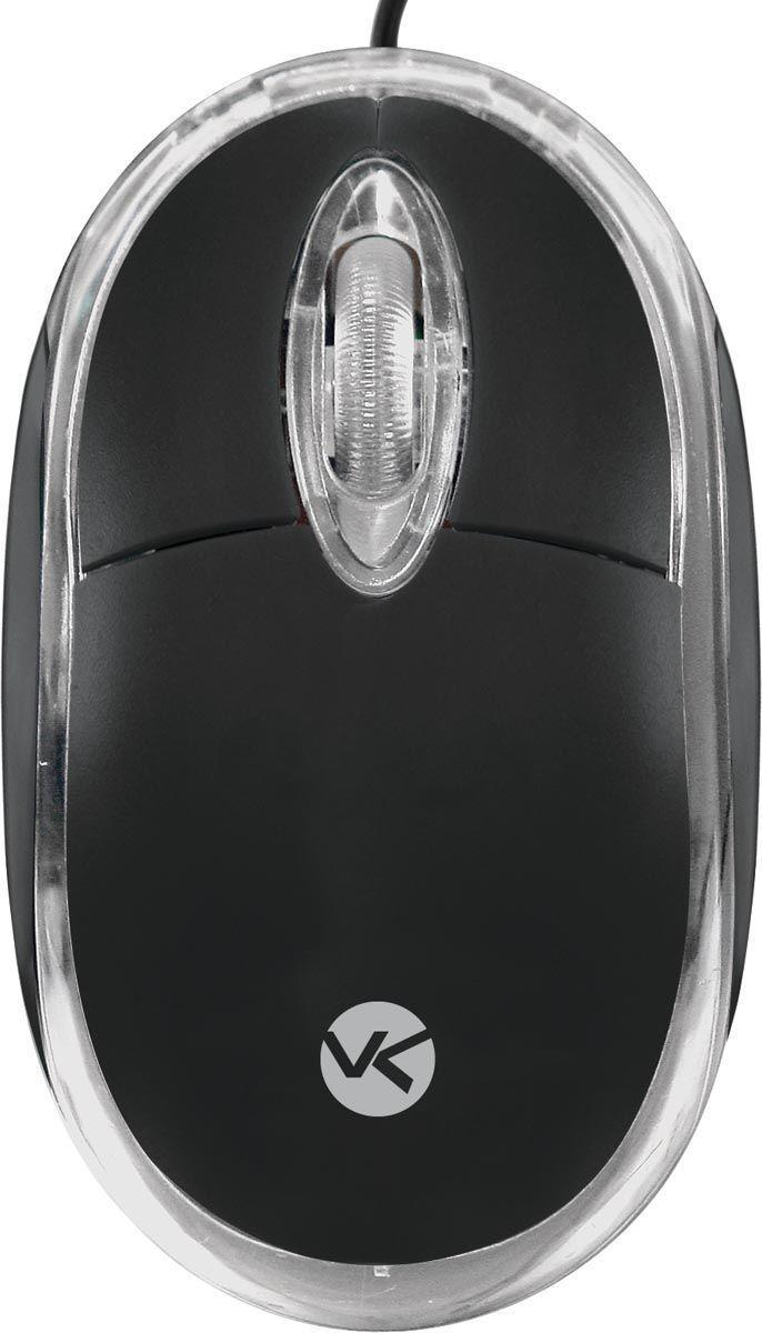Mouse Óptico USB MB-10 Preto Vinik
