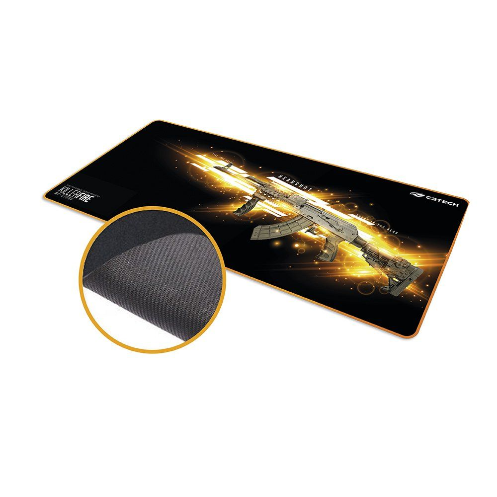 Mouse Pad Game Killer Fire MP-G1000 C3tech