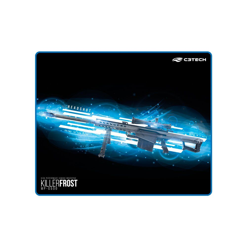 Mouse Pad Game Killer Frost MP-G500 C3TECH