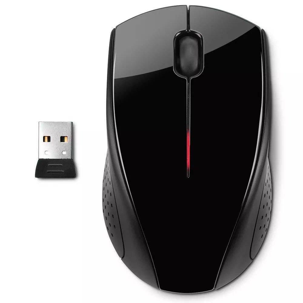 Mouse Sem Fio HP X3000 Preto