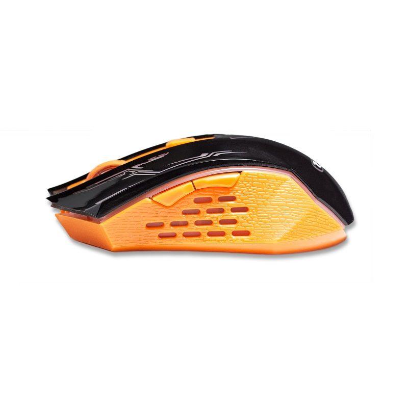 Mouse Óptico USB Gamer 3200DPI 6 Botões