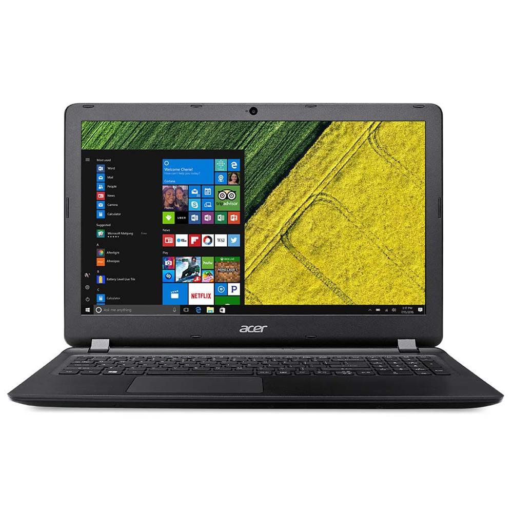 "Notebook Acer ES1-572-3562 Intel Core I3 4GB 1TB Tela Led 15.6"" Windows 10"
