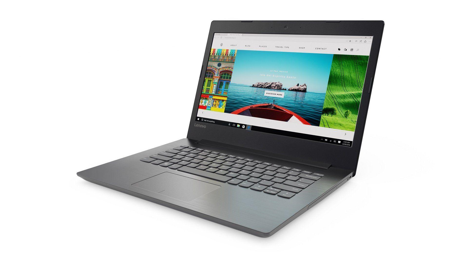 Notebook Lenovo i5 4GB 500GB W10 Pro B320-14IKBN