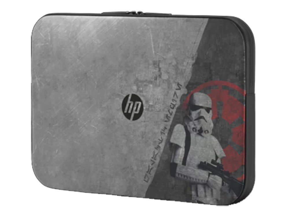 "Case para Notebook 15,6"" Sleeve Star Wars Cinza P3S09AA HP"
