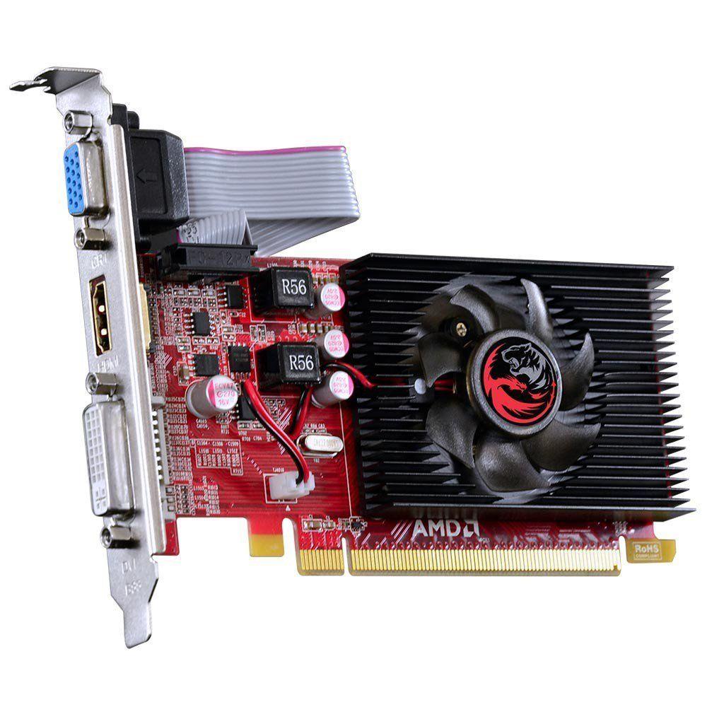 Placa de Video Amd Radeon Hd 5450 LOW PROFILE 1GB DDR3 64 Bits Pcyes