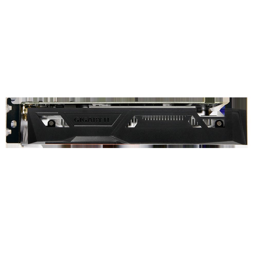 Placa de Vídeo GEFORCE GTX 1050 Ti OC 4GB GDDR5 128BIT GIGABYTE
