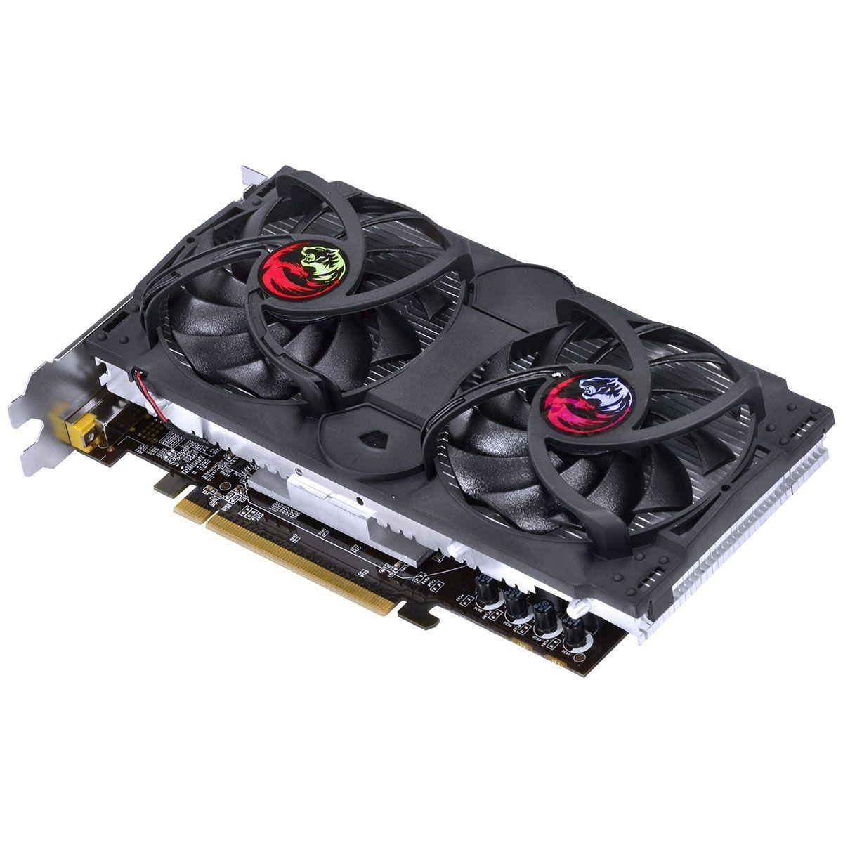 Placa de Vídeo Geforce Nvidia Gtx 550 Ti 1GB GDDR5 192 Bits Dual-Fan
