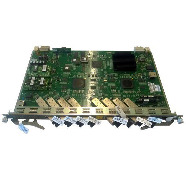 Placa GC8B C+ FiberHome p/ OLT 8 portas Gpon 8 Módulos
